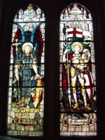 ecclesiastical stained glass-Ec113