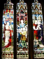 ecclesiastical stained glass-Ec105