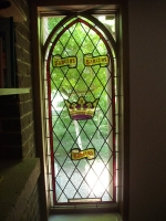 ecclesiastical stained glass-Ec110