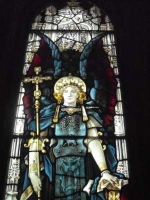 ecclesiastical stained glass-Ec107