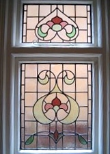Edwardian Stained Glass-Ed112