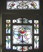 Edwardian Stained Glass-Ed114