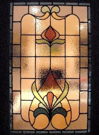 Edwardian Stained Glass-Ed119