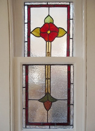 Edwardian Stained Glass-Ed201