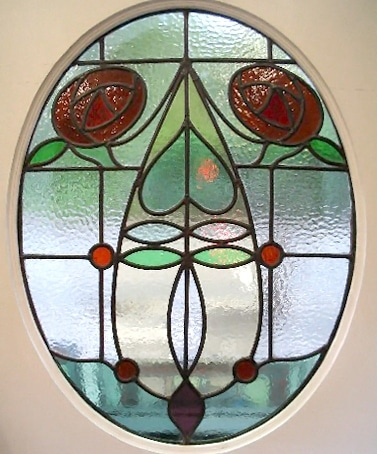Edwardian Stained Glass-Ed212