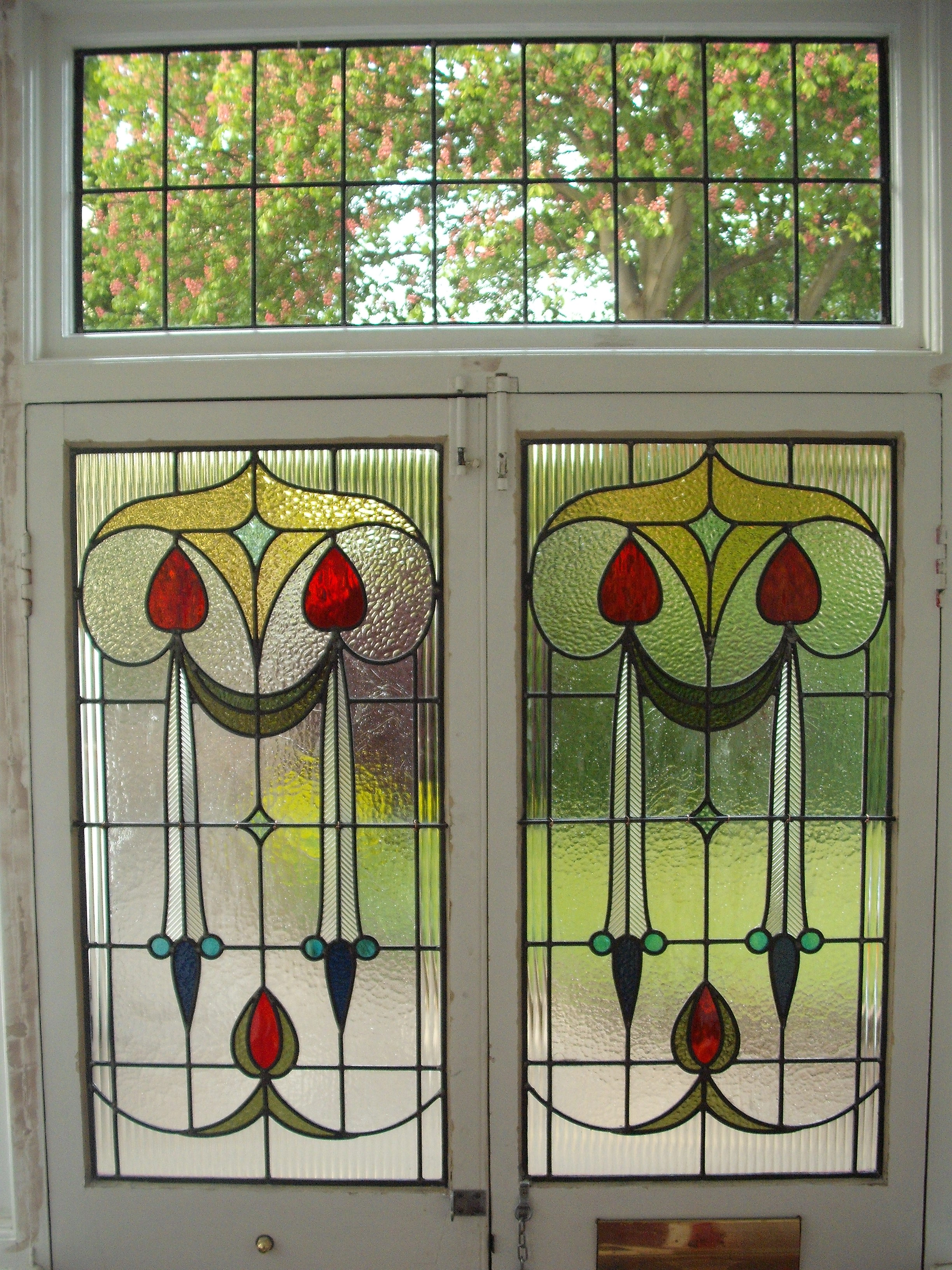 Stained Glass-S108