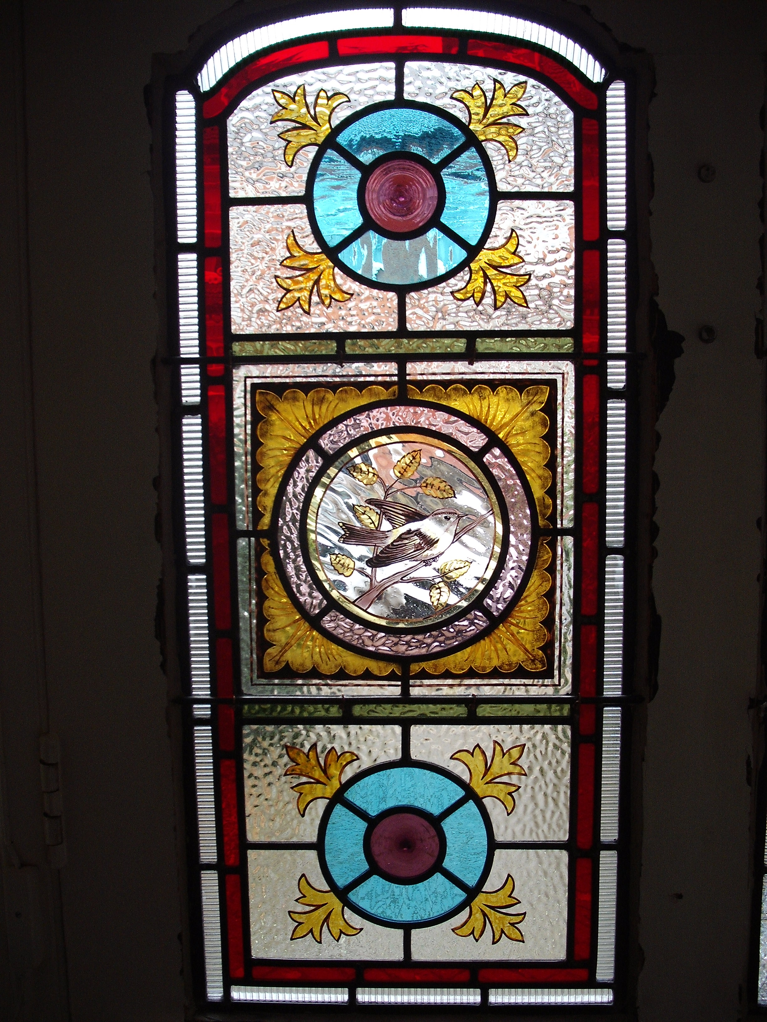 Stained Glass-S119