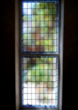 victorian Stained Glass-V218