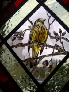 Painted Glass Designs
