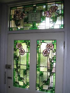 Art Deco Stained Glass Gallery