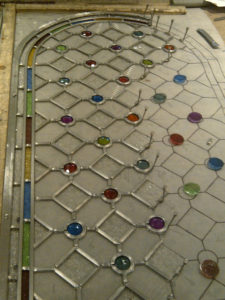 Stained Glass Construction