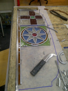Edwardian Stained Glass 3