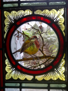 Victorian Stained Glass 3