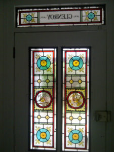 Victorian Stained Glass 4