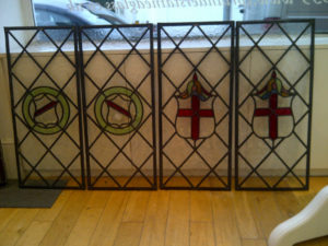 1930s Stained Glass Restoration