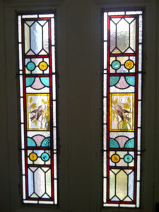 Completed Victorian Stained Glass