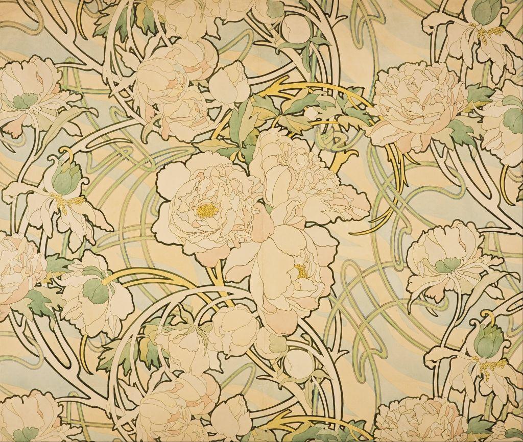 art nouveau Archives - Coriander Stained Glass