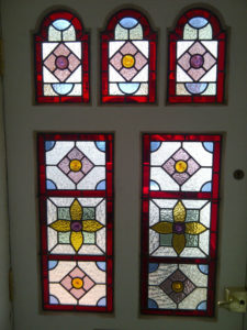 Victorian Stained Glass, Clapham 2