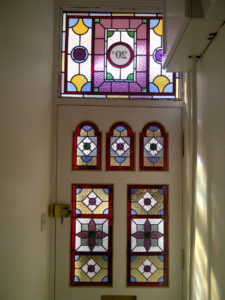 Victorian Stained Glass, Clapham 3