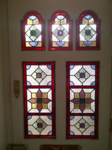 Victorian Stained Glass, Clapham 4