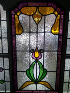 Edwarian Stained Glass, wimbledon