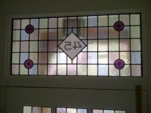 Victorian Stained Glass, Putney