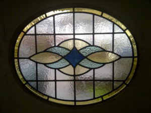 1930's Stained Glass