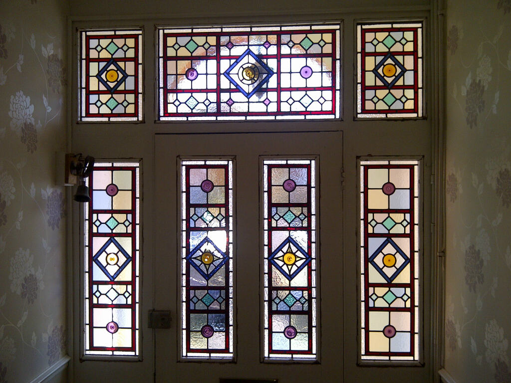 Coriander stained glass news thursday 20th june 2013 for Victorian stained glass window film