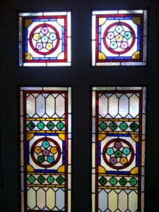 Victorian Stained Glass in Ealing
