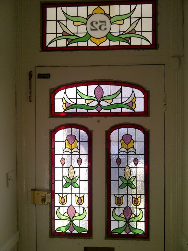 Edwardian Front Entrance 2