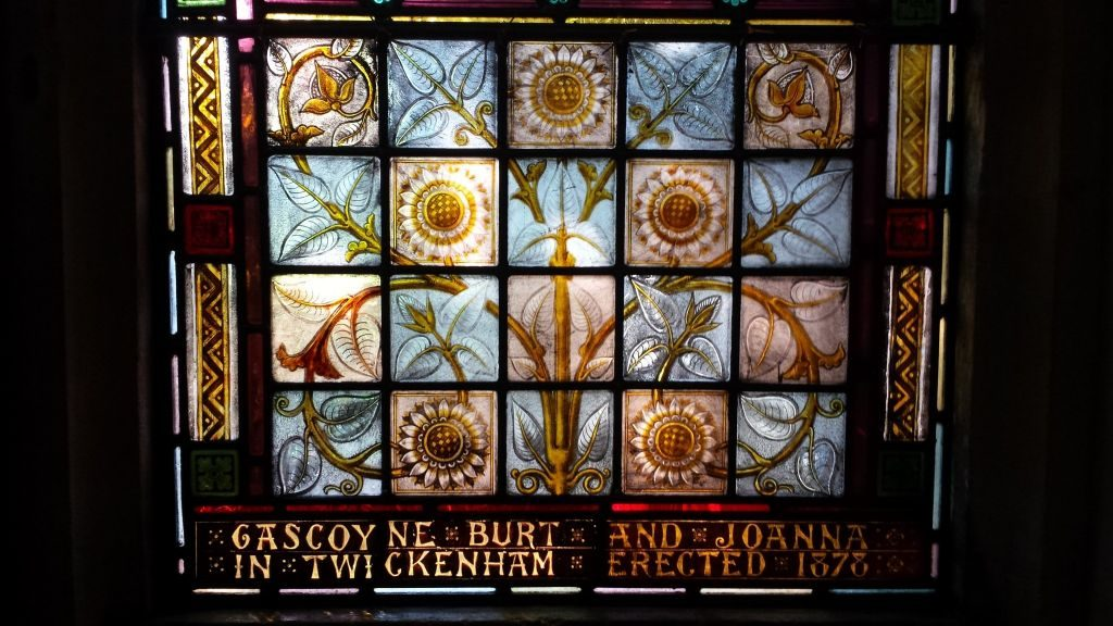 Ecclesiastical Stained Glass 1