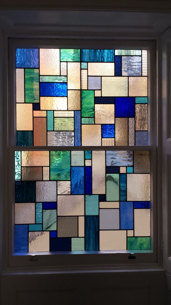 Image of: Coriander Stained Glass News Modern Recent Project Coriander Stained Glass