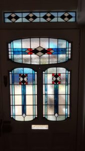 Art Deco/1930's Stained Glass